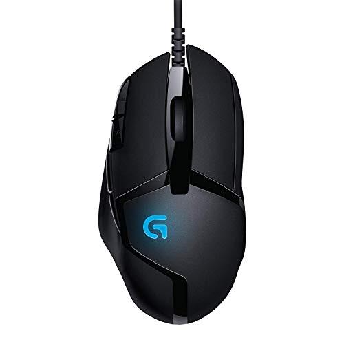 Logitech G402 Hyperion Fury Gaming Maus, 4000 DPI Optischer Sensor, 8...