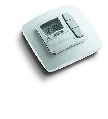Becker Rollladen drahtgebundene Zeitschaltuhr Centronic TimeControl TC42