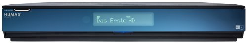 Humax iCord HD+ Digitaler HDTV Satelliten-Receiver (HD+ Kartenleser, Twin-Tuner,...