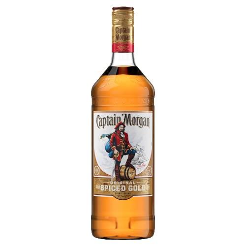 Captain Morgan Spiced Gold Jamaika 1,0 Liter