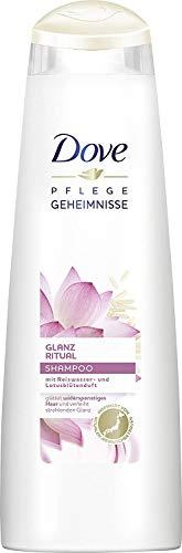 Dove Nourishing Secrets Glowing Ritual Lotus & Reiswassershampoo Für Trockenes...