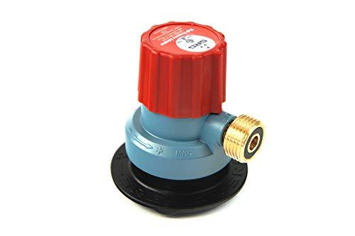 Drehmeister SRG Clip On Adapter Jumbo 35mm x KLF - für Gasflaschen