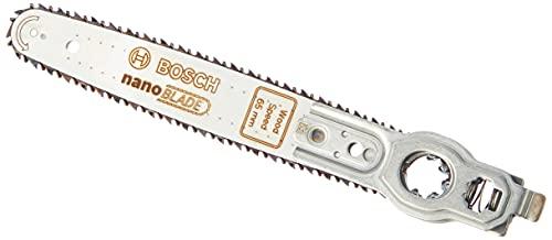 Bosch 2609256D86 nanoBLADE Wood Speed 65 Blade, White