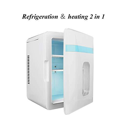 Tragbare 12L Auto Kühlschrank Gefrierschrank Kühler, elektrische Kühlbox...