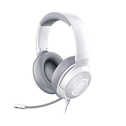 KOIUJ PC Laptop Noise-Cancelling über Ohr-Kopfhörer mit Mikrofon, 7,1 Super...