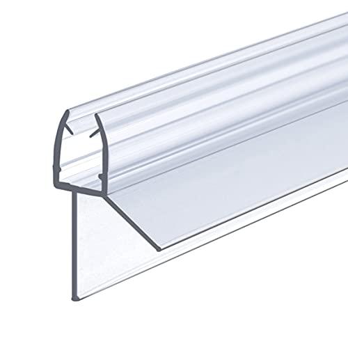 Duschdichtung für 5/6mm Glastür, Dichtung Dusche ersatzdichtung Duschdichtung...