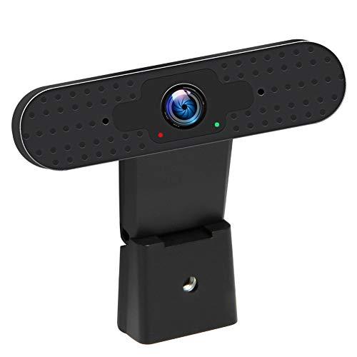 SimpleMfD Webcam USB Mini-Computerkamera Eingebautes Mikrofon für Laptops...