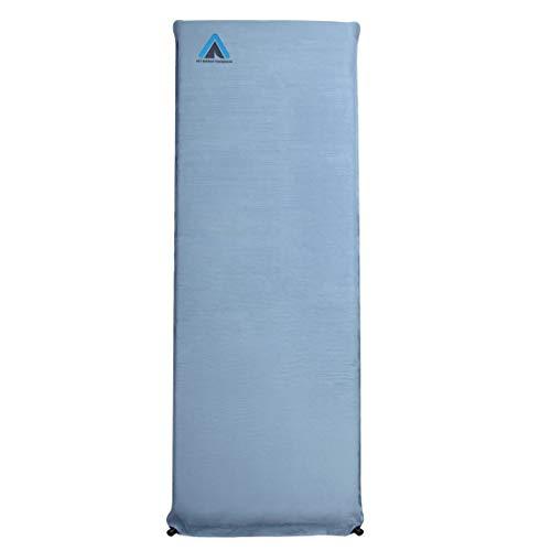 10T Ben 200x66x6cm selbstaufblasbare Isomatte mit Mikrofaser Bezug Luftmatratze...