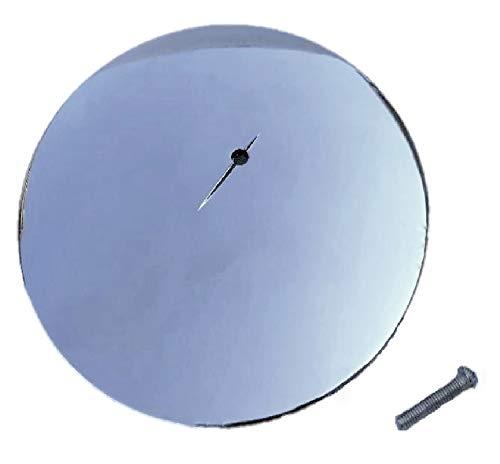 Ablaufgarnitur für Duschablauf, 115 mm, verchromt