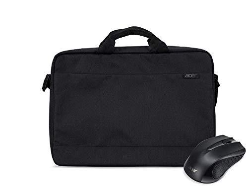Acer Notebook Starter Kit 2. Gen (Acer Wireless Maus + Tasche (geeignet für bis...