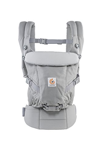 Ergobaby Adapt Collection, Farbe: pearl grey