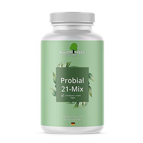 Probial 21 Mix | 21 Bakterienstämme + Maximum an Inulin | 180...
