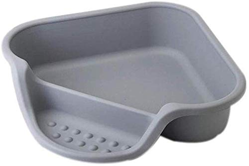 Pet Supplies tägliche Pet Verwenden Cat Litter Tray Pot Schaufel WC...