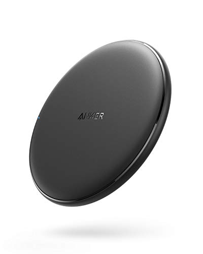 Anker PowerWave Wireless Charger Ladepad, Kabelloses 10W Ladegerät,...
