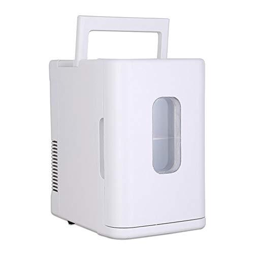 SUIWO Kühlschränke Auto-Mini-Kühlschrank 10L-Portable-Cooler eisfreien...