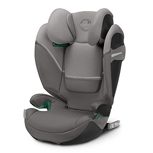 CYBEX Gold Kinder-Autositz Solution S i-Fix, Für Autos mit und ohne ISOFIX, 100...