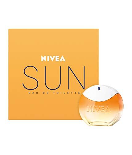 NIVEA SUN Eau de Toilette (30 ml), NIVEA SUN EDT mit dem Original NIVEA SUN...