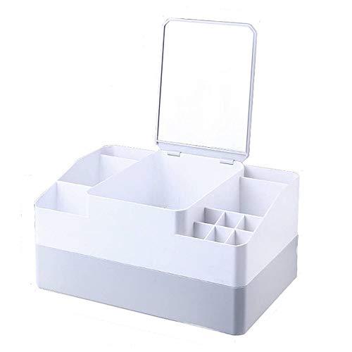 xiaohuozi Desktop Makeup Organizer Plastik Kosmetische Aufbewahrungsbox mit...