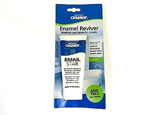 Cramer Reinigungspaste/Polierpaste für Email-Oberflächen 'Email-Keramik' (2 in...