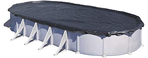 Gre CIPR451P – Extra Abdeckung für runde Pools, Durchmesser 460 cm, 180...