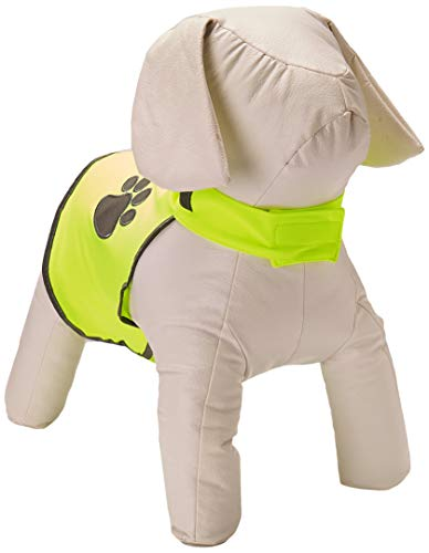 Trixie 30081 Sicherheitsweste für Hunde, S: 39–50 cm