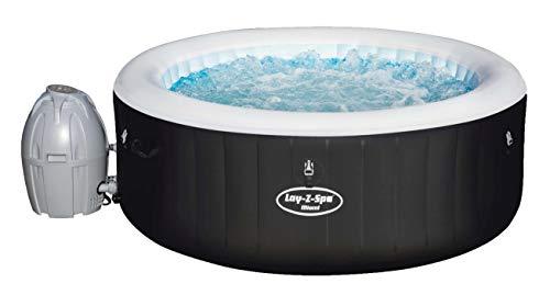 Bestway Lay-Z-Spa Miami AirJet aufblasbarer Whirlpool für bis zu 4 Personen,...