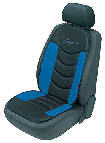 Walser 14177 Autositzauflage Gerini blau, Universelle Sitzauflage und...