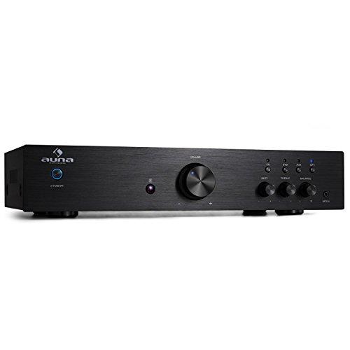 auna AV2-CD508, HiFi Audio-Verstärker, Stereo Endstufe, max. 600 Watt,...