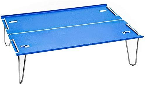 Kleiner Klappbarer Camping-Tisch Mit Aluminium-Tischplatte, Ultraleichter...