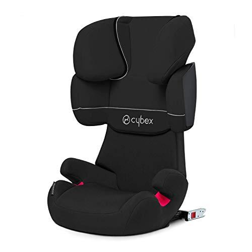 Cybex Silver Solution X-fix, Autositz Gruppe 2/3 (15-36 kg), Mit Isofix, Pure...