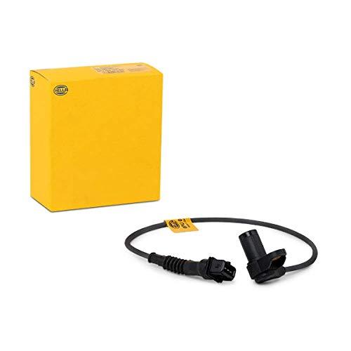 HELLA 6PU 009 121-641 Sensor, Nockenwellenposition - 12V - Einlassseite - Kabel:...