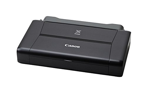 Canon Pixma iP110 mobiler Tintenstrahldrucker (9.600 x 2.400 dpi, USB, WLAN,...