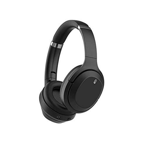 KOIUJ Bilaterale Stereo Gaming Headset Stereo Bass mit Mic-Kopfhörer for PC...