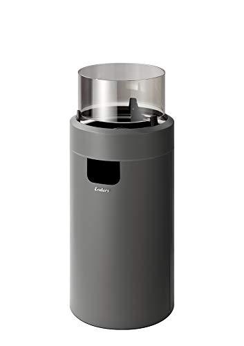 Enders Nova LED Gasfeuerstelle, grau/schwarz
