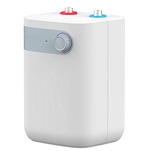 Warmwasserspeicher Boiler Kleinspeicher elektrisch druckfester Untertisch - 5 L...
