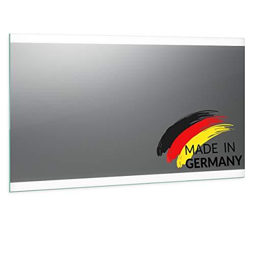 Spiegel ID Noemi 2020 Design: LED BADSPIEGEL mit Beleuchtung - Made in Germany -...