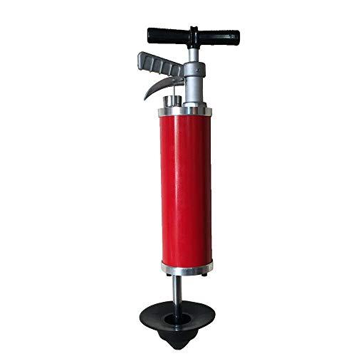 0.7MPA Hochdruck Rohrbagger Rohrreinigung Tool 180X533mm Drain Rohrbaggergerät,...