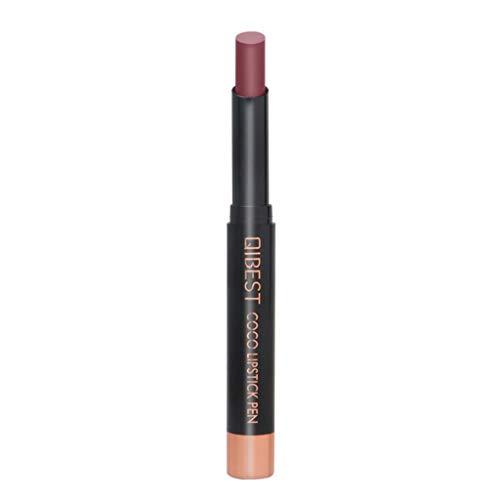 Kapian Wasserdicht Matte Lipstick Schönheit Lippe Gloss, 15 Farben Nude...