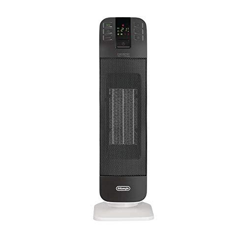 De'Longhi HFX65V20 Keramikheizer (2000 W) schwarz/grau