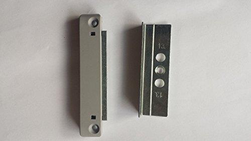 + Bayram® Ziehgriff Roto Balkontürschnäpper Magnet mit Winkel Terrassentür...