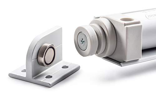 Türschließer, selbstschließend, für Terrassentüren heavy duty with magnet