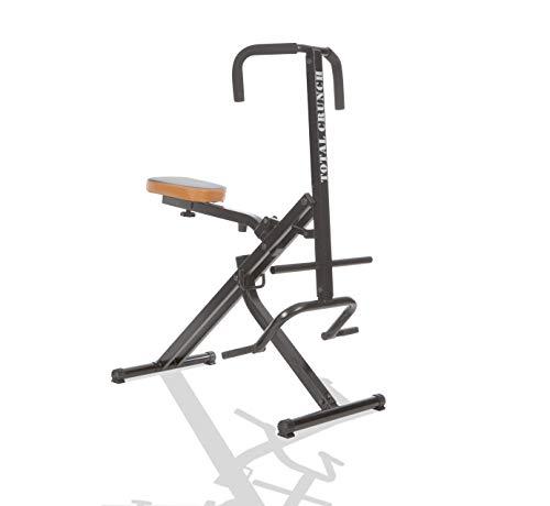 Mediashop TOTAL Crunch Trainingsgerät   Heimtrainer   Fitnessgerät   Bizeps,...