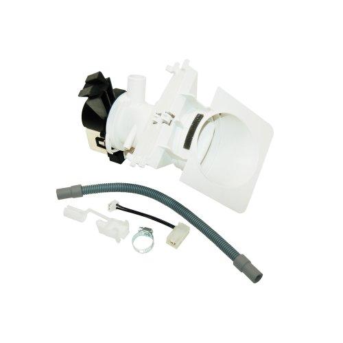 Ablaufpumpe für Bauknecht Waschmaschine ersetzt 481231028144