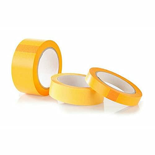 Goldband   Washi Tape UV-beständig   Fineline Lackierband Kreppband...