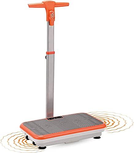 Vibro Shaper – Fitness Vibrationsplatte unterstützt bei Muskelaufbau und...