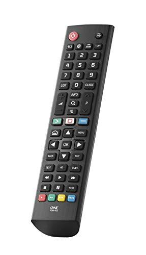 One for All LG TV Fernbedienung - Funktioniert mit Allen LG TV/Smart TV - die...