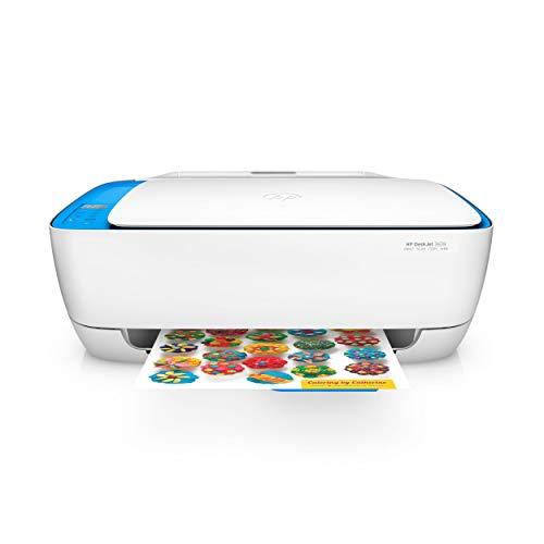 HP DeskJet 3639 Multifunktionsdrucker (Instant Ink, Drucker, Scanner, Kopierer,...