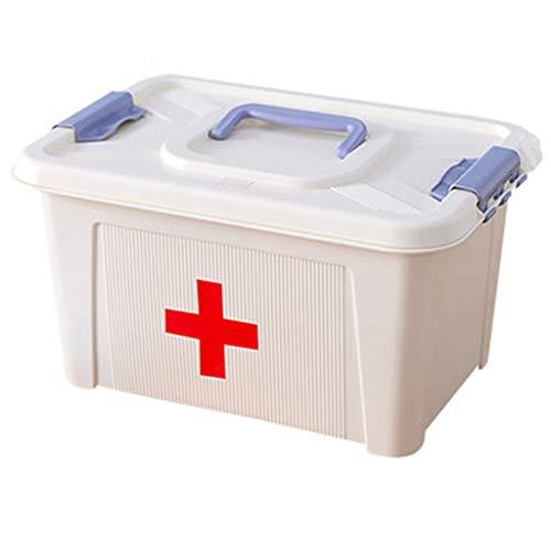 Czlsd Medizinbox Erste-Hilfe-Set for Studenten Mehrschichtige Praktikumsbox...