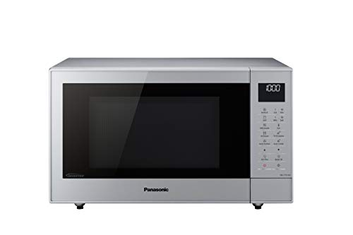 Panasonic NN-CT57 Mikrowelle (1000 Watt, mit Grill und Heißluft, Inverter...