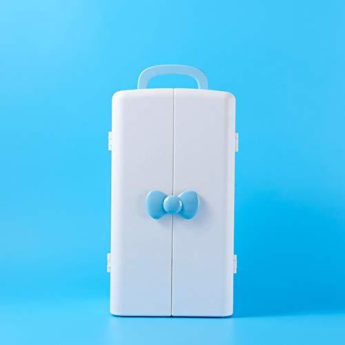 SXWYZ Kosmetisches Aufbewahrungsbehälter, einfacher beweglicher Multi Folding...